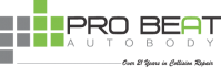 ProBeat Autobody logo