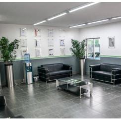 Probeat waiting area