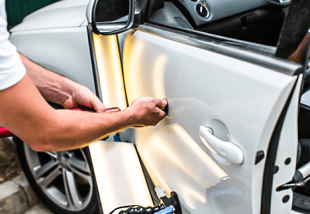 Paint-less-dent-repair - Probeat Autobody